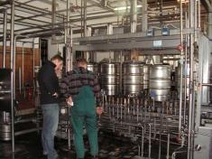 Exkurze do pivovaru Litovel