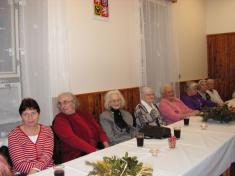 Mikulášská zábava pro důchodce