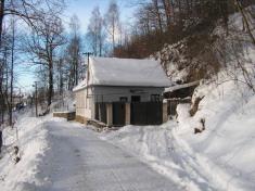 Zimní záběry