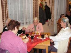 Předvánoční odpoledne pro důchodce